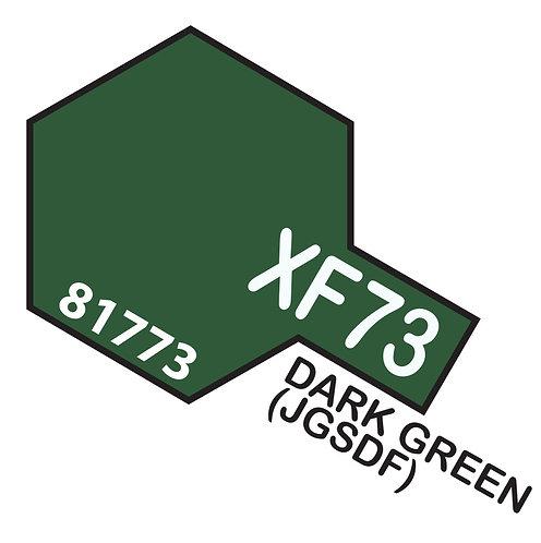Tamiya 10ml  XF-73 Dark Green (JGSDF)