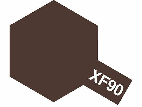 Tamiya 10ml  XF-90 Red Brown 2