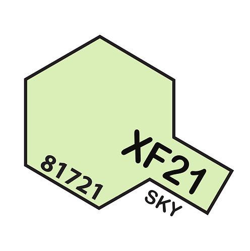 Tamiya 10ml  XF-21 Sky
