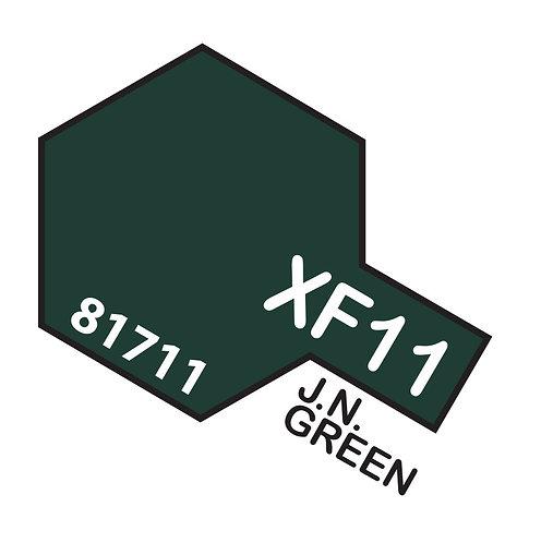 Tamiya 10ml  XF-11 J.N. Green