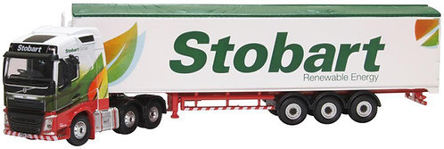 1:76 Oxford Diecast Stobart renewable energy Volvo