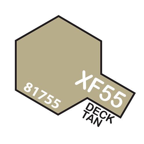 Tamiya 10ml  XF-55 Deck Tan