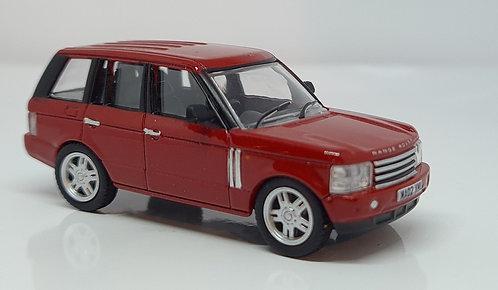 1:76 Oxford Diecast Range Rover 3rd Generation Alveston red