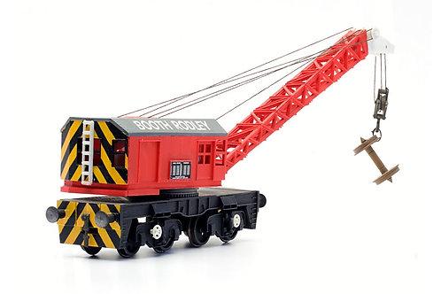 Dapol 1:76/OO gauge 15 ton diesel crane kit  (C028)
