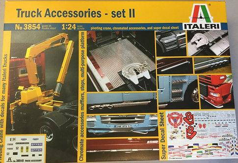 3854 TRUCK ACCESSORIES SET 2 Model Truck Kit
