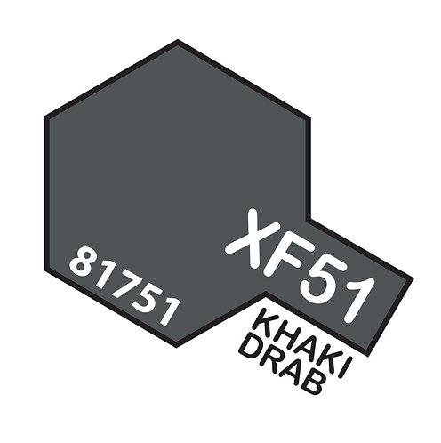 Tamiya 10ml  XF-51 Khaki Drab