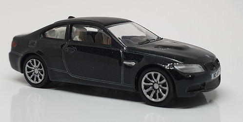 1:76 Oxford Diecast BMW M3 Coupe E92 Jerez Black