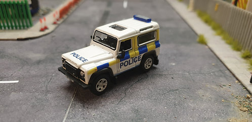 1/76 Code 3 Police Oxford Diecast Land Rover