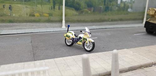 1.76 3D printed Ambulance motorbike