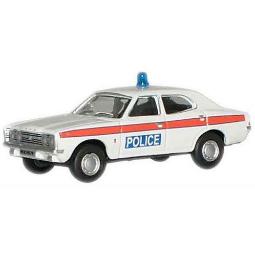 1.76 Oxford Diecast Police Ford Cortina MKIII