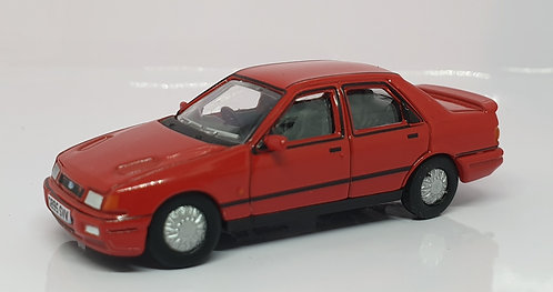 1:76 Oxford Diecast Ford Sierra Sapphire Radient Red