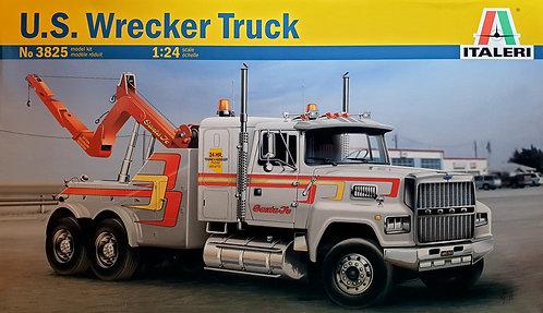 U.S. Wrecker truck model kit