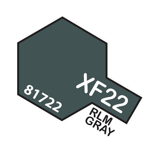 Tamiya 10ml  XF-22 RLM Gray