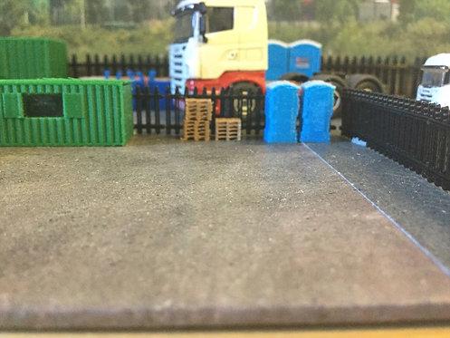1.148 3D Printed Wood Pallet Stacks - 20pkt