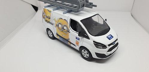 1:43 Sky Minions Transit Custom
