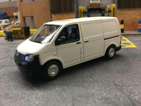 Oxford Diecast 1:76 VW T5 White 76T5V002