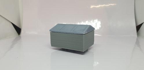 1:76 code 3 Ballast box