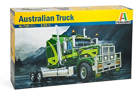 italeri 0719 1:24 scale AUSTRALIAN TRUCK