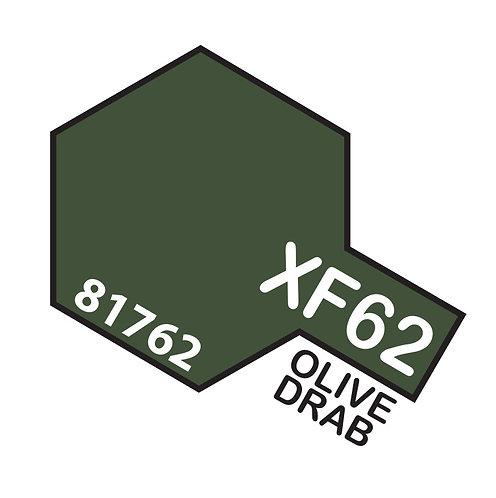 Tamiya 10ml  XF-62 Olive Drab