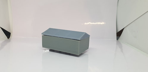 1:76 code 3 Ballast box Long