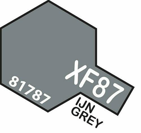 Tamiya 10ml  XF-87 IJN Grey