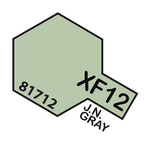 Tamiya 10ml  XF-12 J.N. Gray