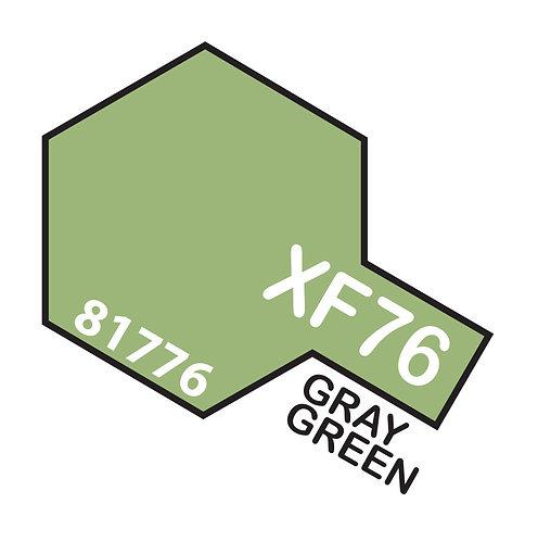 Tamiya 10ml  XF-76 Gray Green