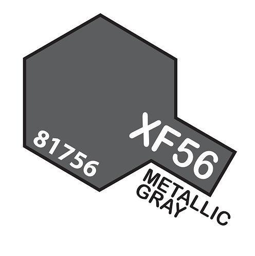 Tamiya 10ml  XF-56 Metallic Gray
