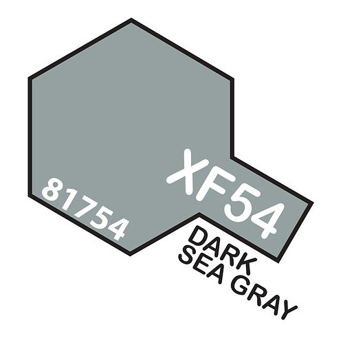 Tamiya 10ml  XF-54 Dark Sea Gray