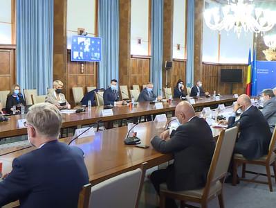 Președintele FSLI Petrol-Energie, a participat la discuțiile pe tema salariului minim. CNT la Guvern