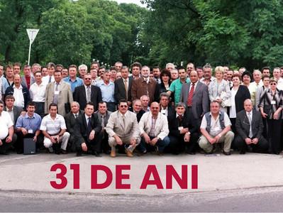 FSLI Petrol Energie aniversează 31 de ani de luptă și victorii, de negocieri și realizări.