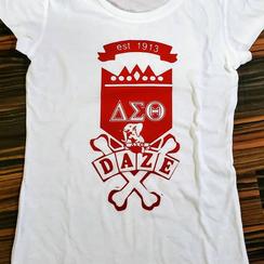 Custom Delta Sigma Theta Shirts