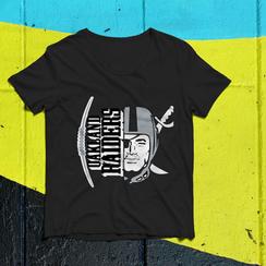 Oaklandraiders shirt front-black.png