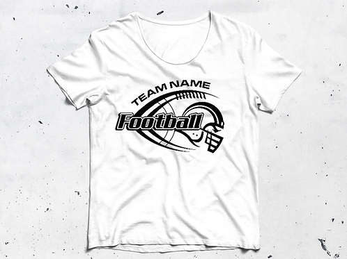 Team name/sport - Horizontal and Vertical
