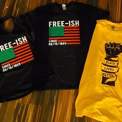 Custom Juneteenth Shirts