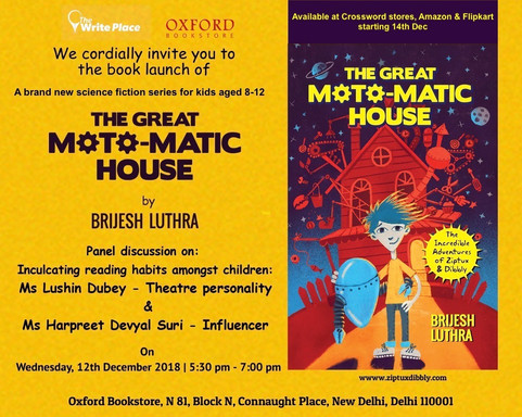 Delhi Book launch