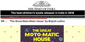 Top 10 childrens book released in India