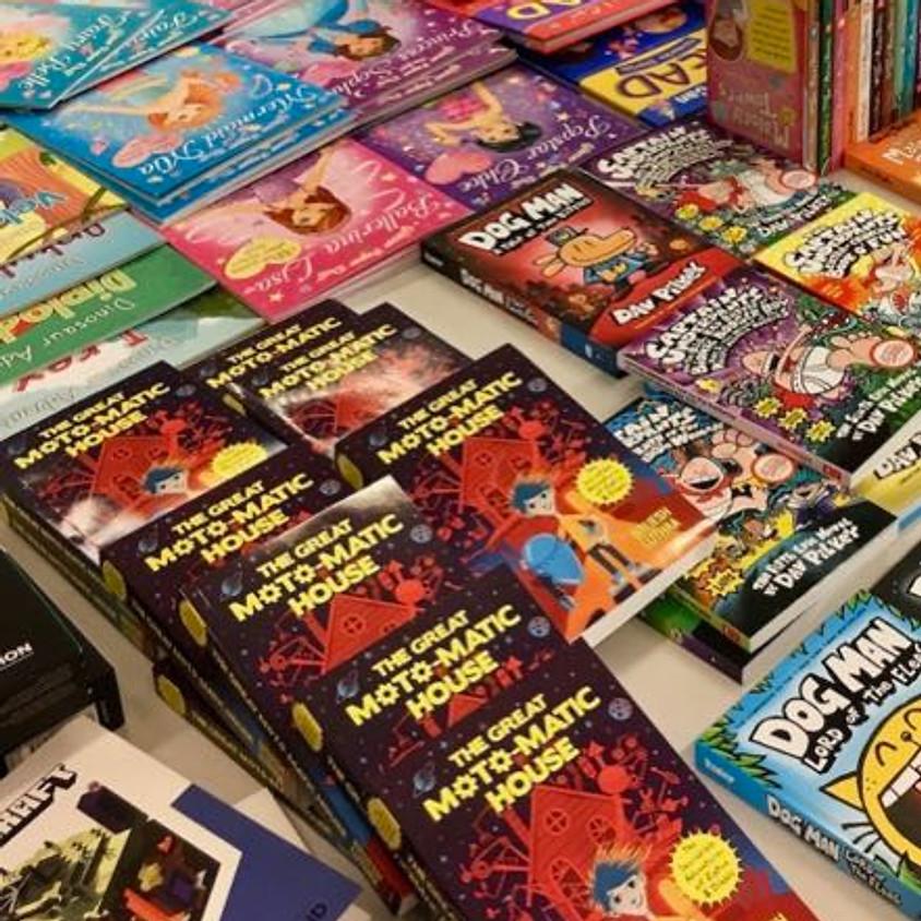 Book Fair - Swiss International School Winterthur