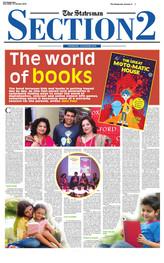 The Statesman news paper, Ziptux Dibbly Delhi Jan 2019