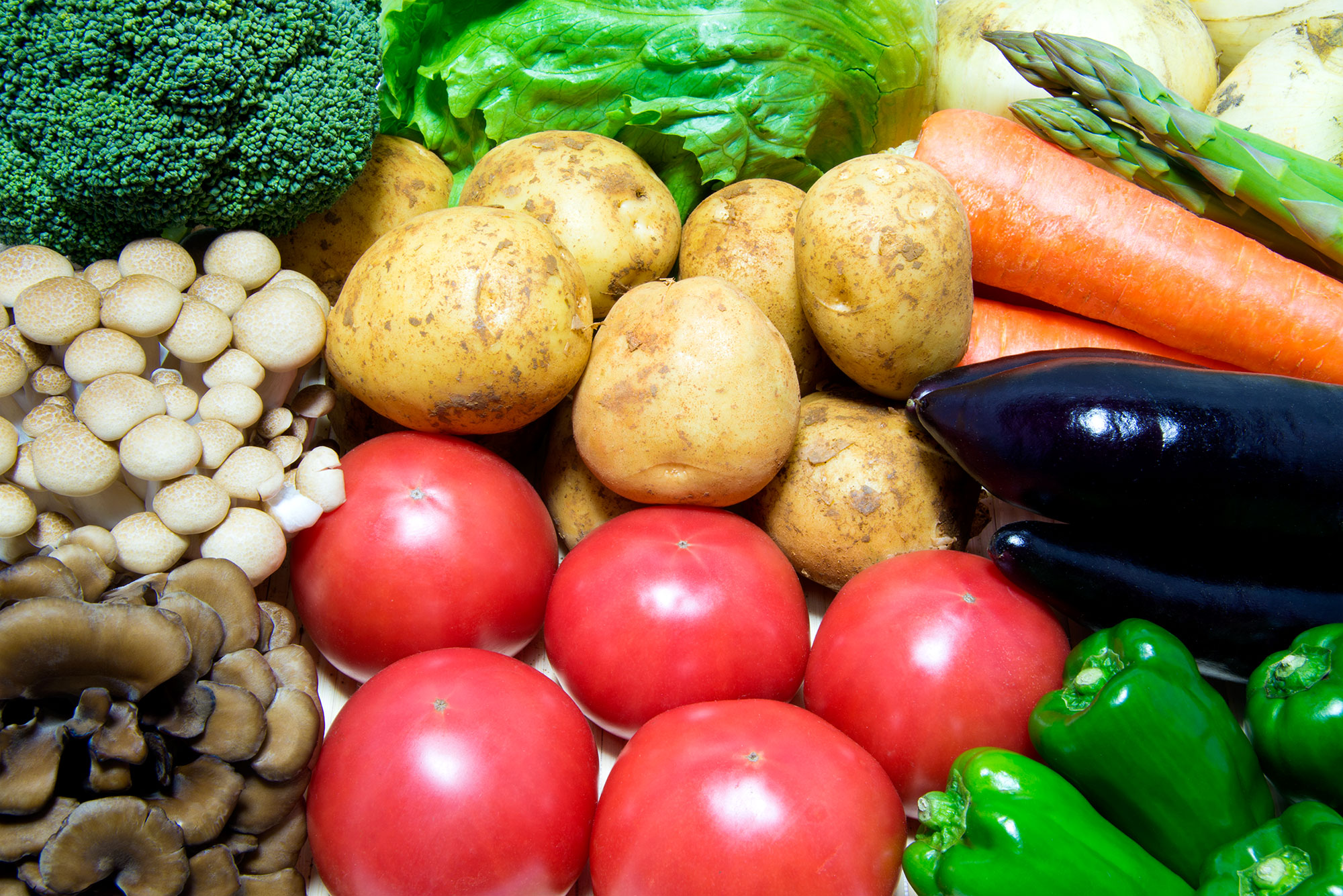 無農薬・有機野菜