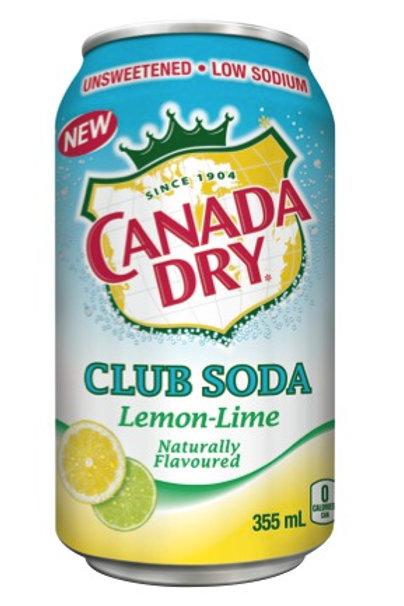Lemon Lime Club Soda