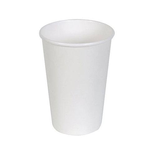Dixie 16oz Perfect Touch White Cups