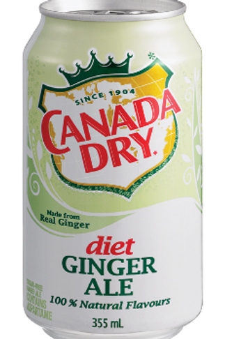 Canada Dry Diet Gingerale