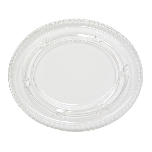 Clear Lid for 3.25oz Portion Cups