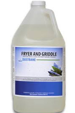 Fryer and Griddle Cleaner