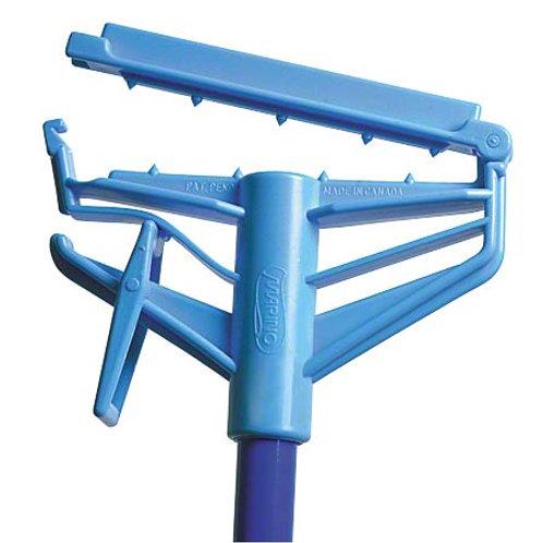 Blue Fibreglass Mop Handle