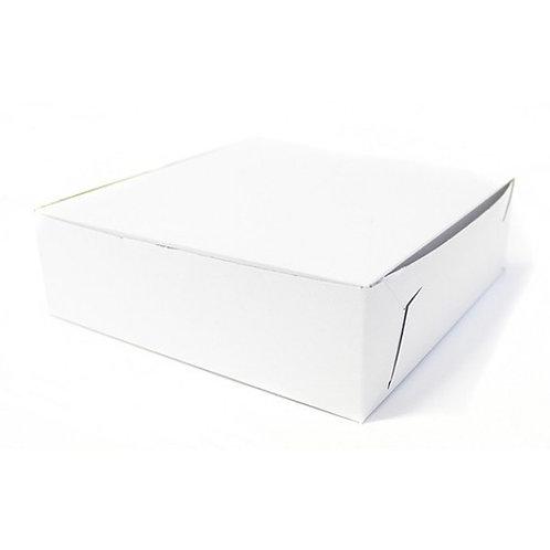 1/4 Slab Cake Box