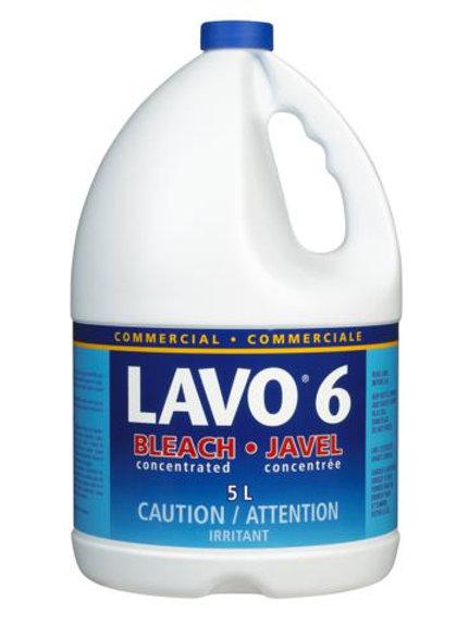Lavo 6% Bleach