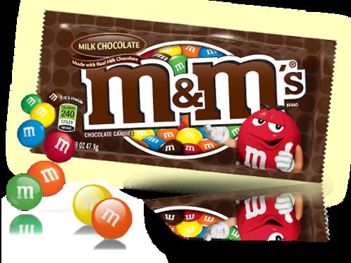 M&Ms Milk Chocolate