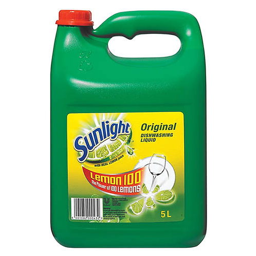 Sunlight Dishwashing Liquid